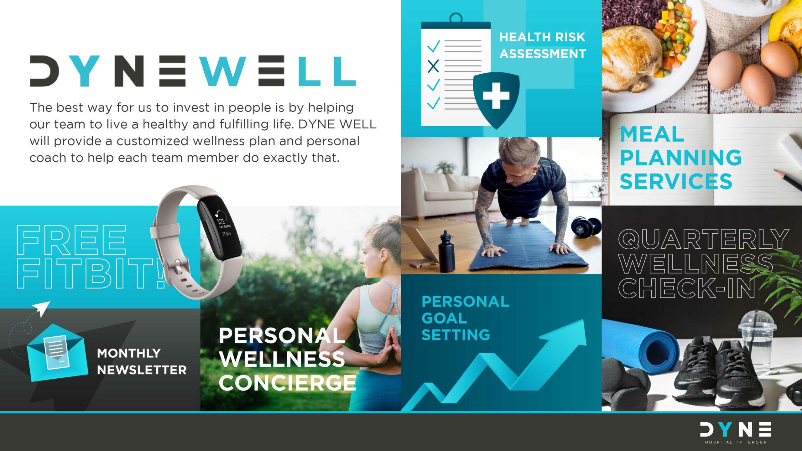 DYNEWELL, an Employee Wellness Program