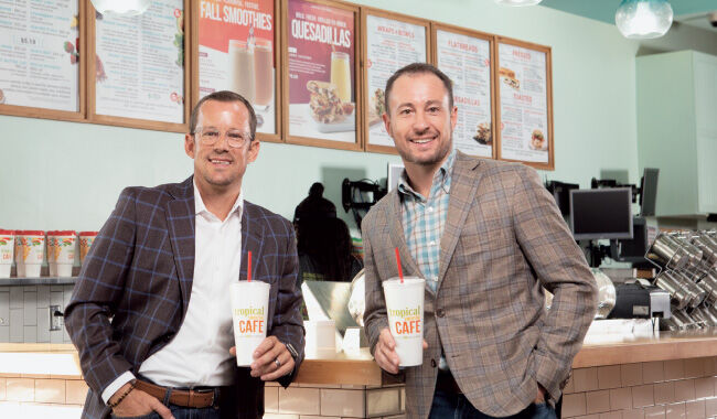Tropical Smoothie Wins Franchise Times Zor Award